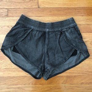 Forever 21 Mini Denim Shorts - Small